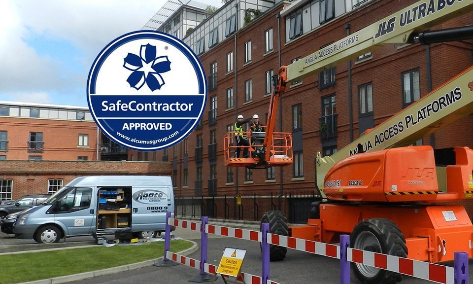 SafeContractor Renewal for Abate Pest Management